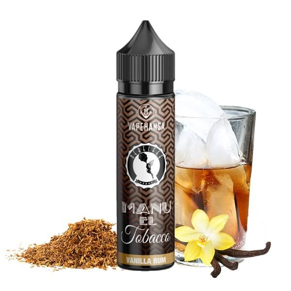 Nebelfee - Manu El Tobacco Vanilla Rum Aroma 10ml