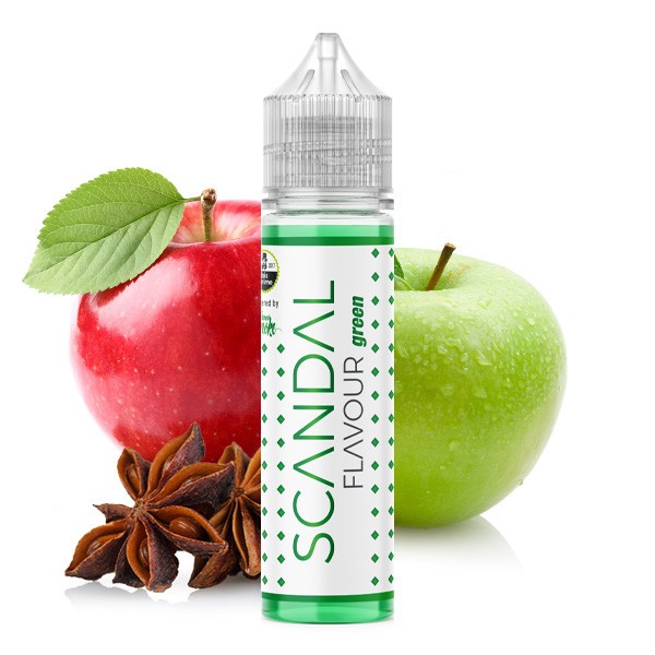SCANDAL FLAVOUR by Flavour Smoke Green Aroma 20ml