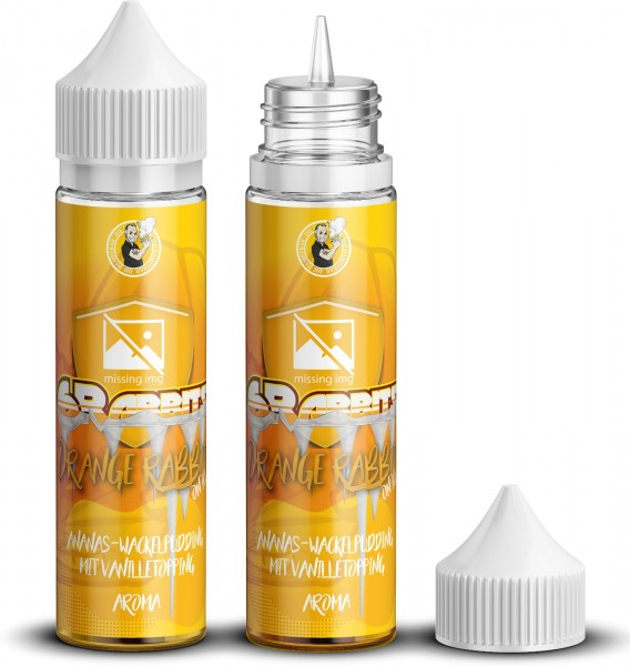 6 Rabbits - Orange Rabbit on Ice Aroma 10ml