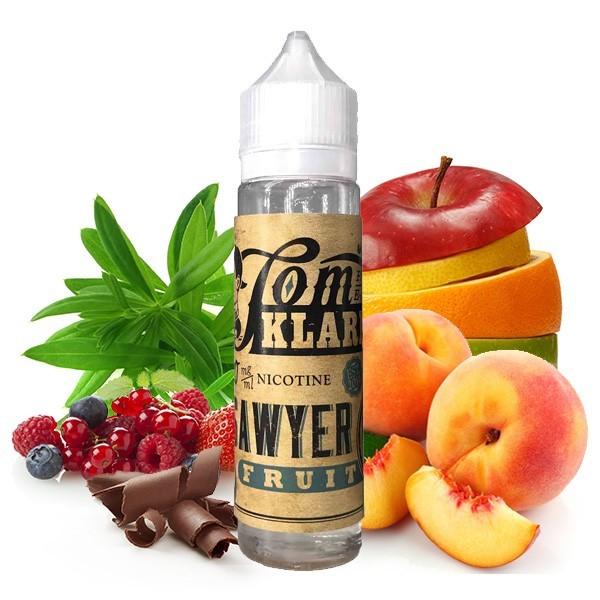 TOM KLARK'S TOM SAWYER Frucht Premium Liquid 60 ml