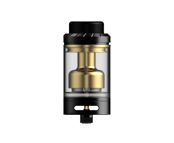 Hellvape 424 RTA Tank limited Edition Schwarz Gold inkl. Fruit Juice
