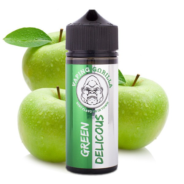 VAPING GORILLA Green Delicious Aroma 10ml