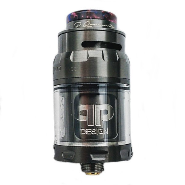 QP Design Juggerknot Mini RTA Selbstwickler Tank