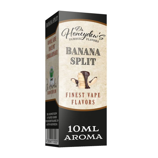 Honeydew - Banana Split Aroma 10ml