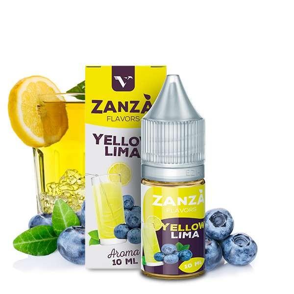 ZANZÁ Aroma - Yellow Lima 10ml