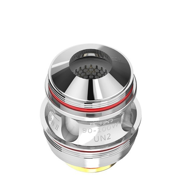 2x Uwell Valyrian 2 UN2 Single Meshed Coil