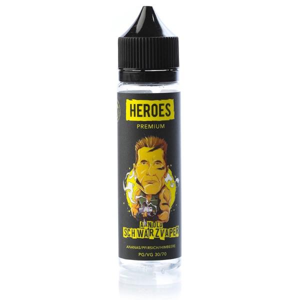 Pro Vape Heroes Arnold Schwarzvaper 50ml Liquid