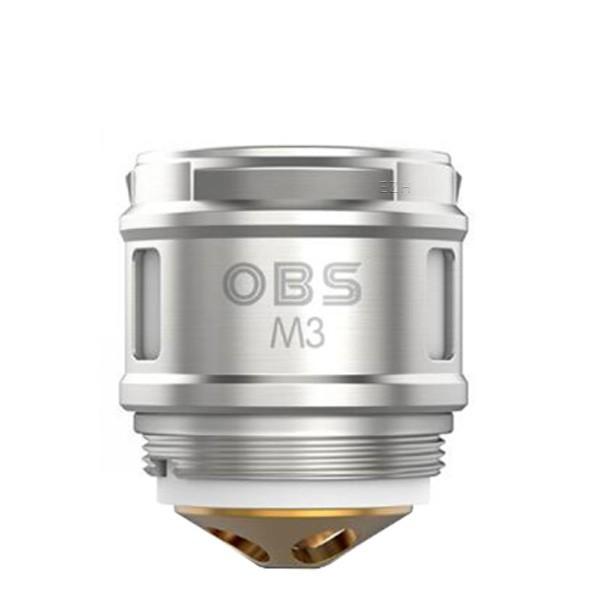 5x OBS Cube Mesh M3 Coil