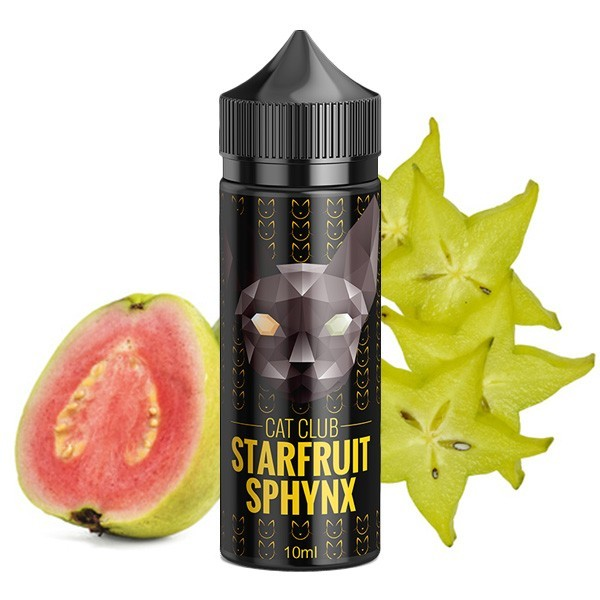 CAT CLUB Starfruit Sphynx Aroma 10ml