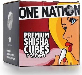 One Nation - Kokoskohle 1kg