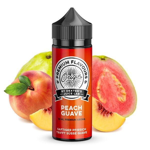 Dexter's Juice Lab Origin Aroma - Peach Guave 30ml