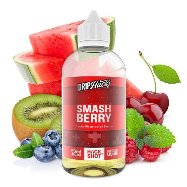 Drip Hacks 50ml Aroma - Smashberry - 50ml Aroma