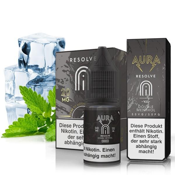 AURA Resolve Nikotinsalz Liquid 10 ml