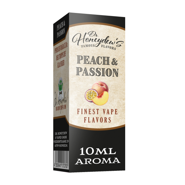 Honeydew - Peach&Passion Aroma 10ml