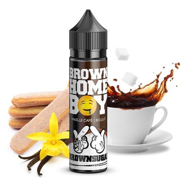 Ganggang Aroma - Brown Homeboy Brownsugar 20ml