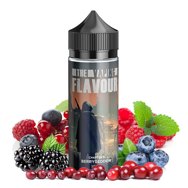 THE VAPING FLAVOUR Berrygeddon Aroma 10ml
