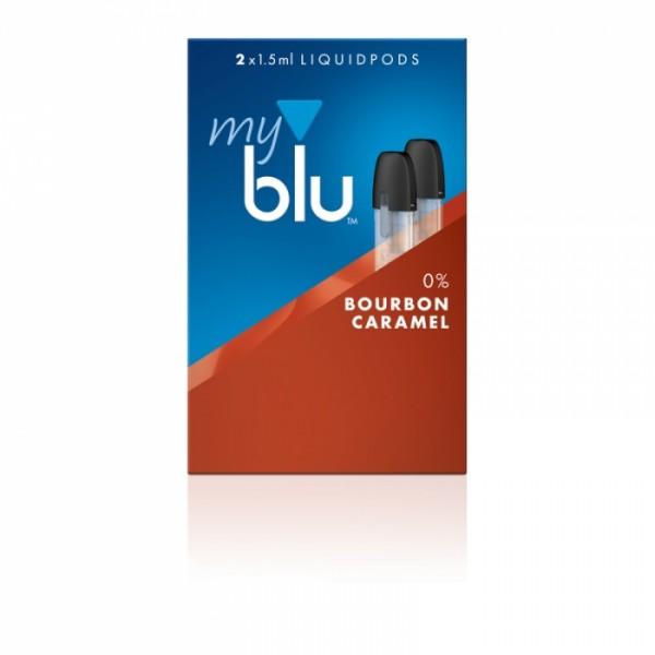 POD BourbonCaramel für die MYblu (2er Pack)