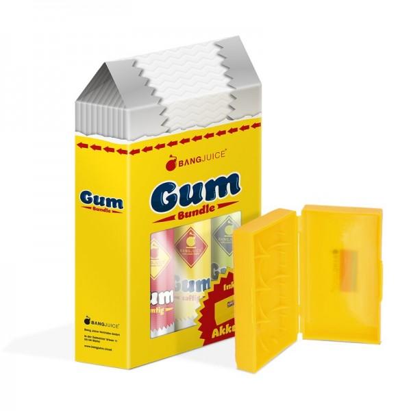 Bang Juice® GUM Bundle inkl. Akkubox