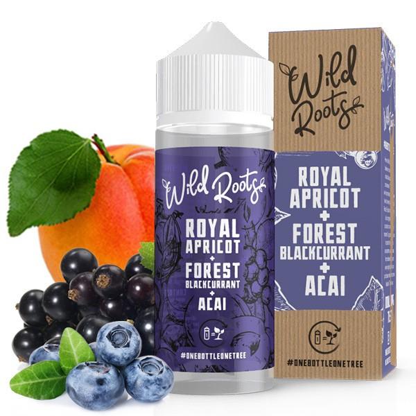 WILD ROOTS Royal Apricot Premium Liquid 100 ml