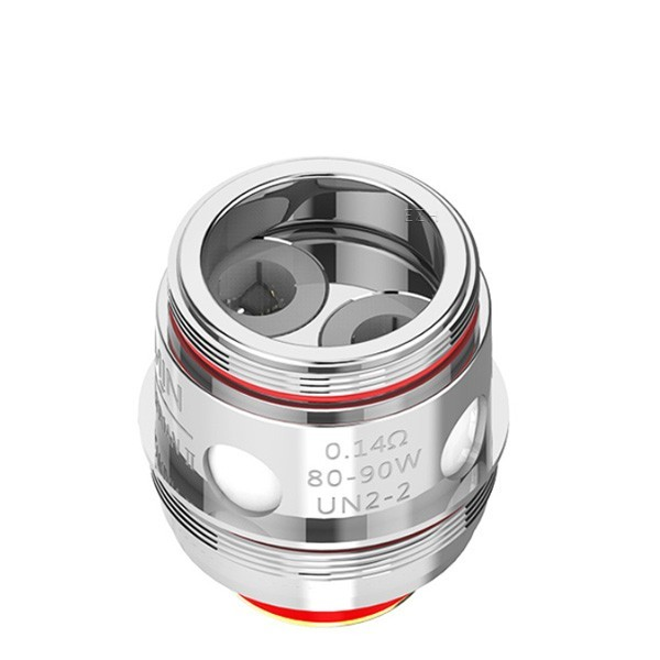2x Uwell Valyrian 2 UN2-2 Dual Meshed Coil