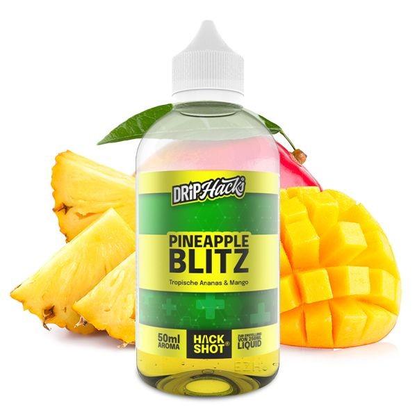 Drip Hacks 50ml Aroma - Pineapple Blitz - 50ml Aroma