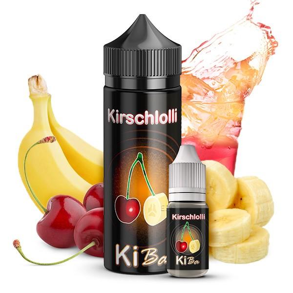 Kirschlolli Aroma - Banane KiBa 10ml