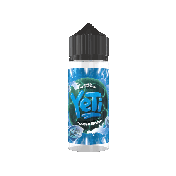 YETI Blizzard - Blueberry Liquid 100 ml