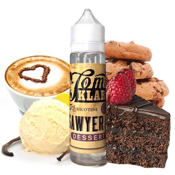 TOM KLARK'S TOM SAWYER Dessert Premium Liquid 60 ml