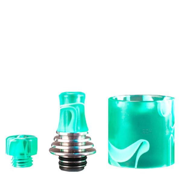 Vapefly Brunhilde MTL RTA Drip Tip Set