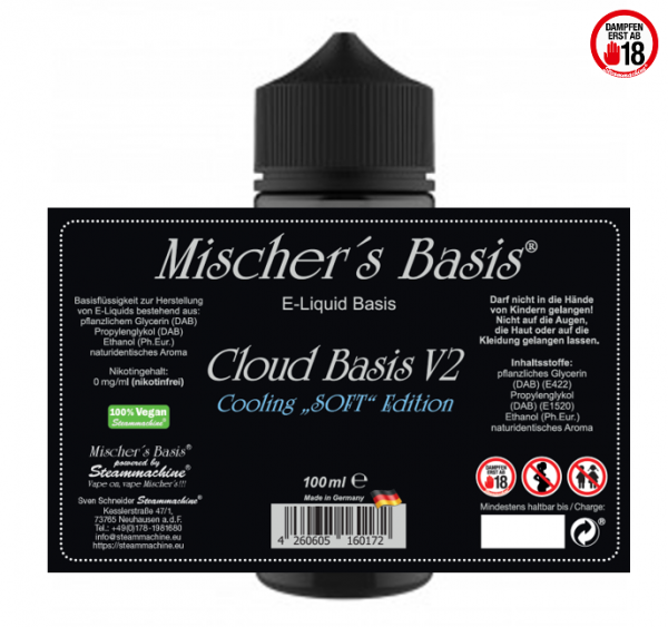 Mischers Cloud Basis V2 Cooling Edition soft