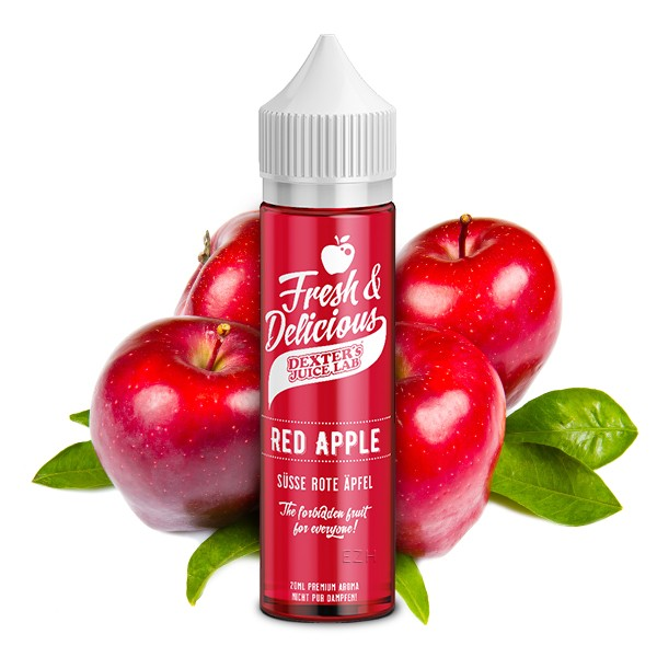 Dexter's Juice Lab FRESH & DELICOUS Aroma - Red Apple 20ml