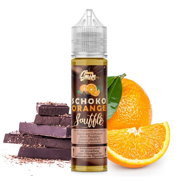 FLAVOUR SMOKE Schoko-Orange Souffle Aroma 20ml
