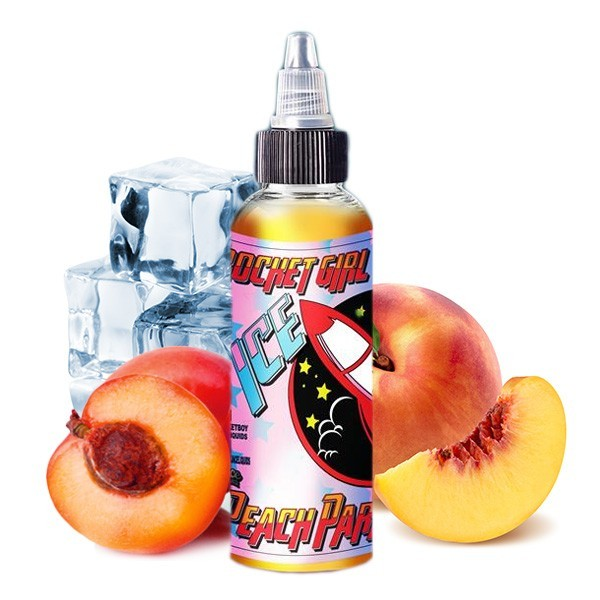 ROCKET GIRL Peach Parallax Ice Aroma 13ml