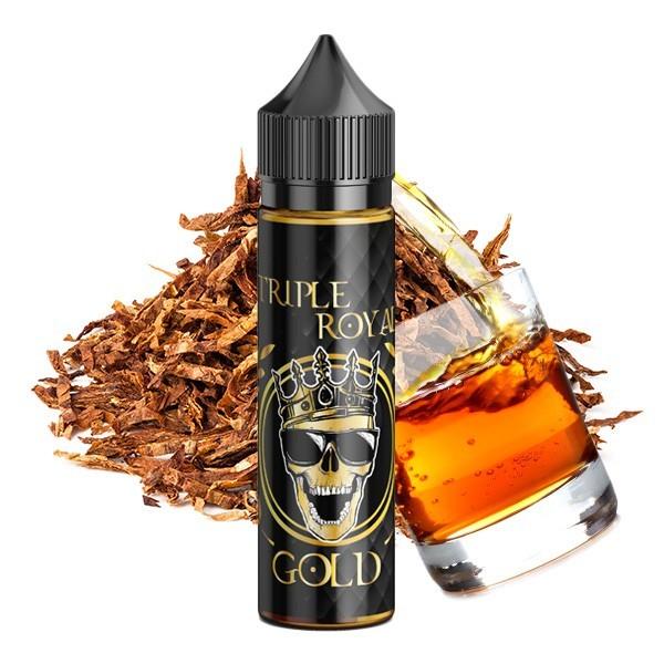 TRIPLE ROYAL Gold Aroma 10ml