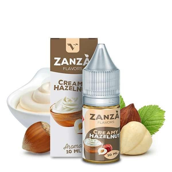 ZANZÁ Aroma - Creamy Hazelnut 10ml