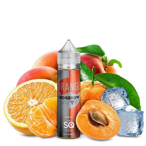 CROSSBOW VAPOR by Stattqualm Aroma - Orange 20ml