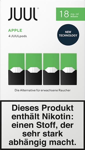 JUUL Pods v2 Apple (4 Stück)