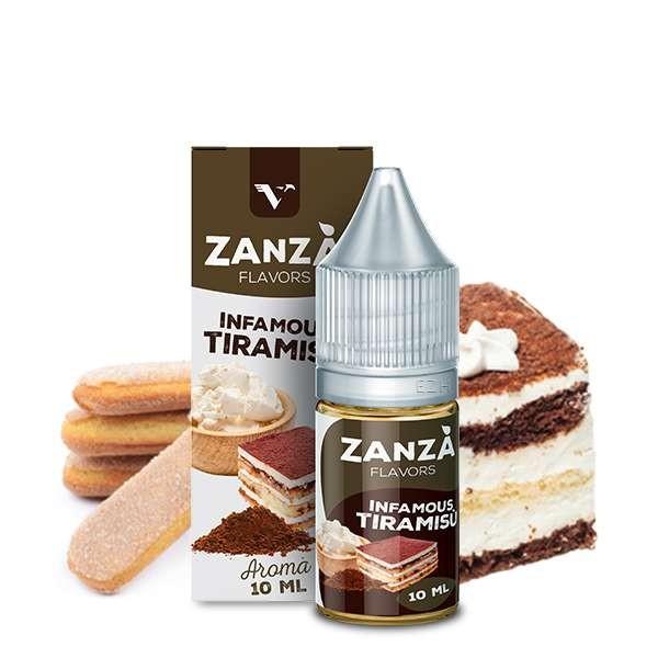 ZANZÁ Aroma - Infamous Tiramisu 10ml