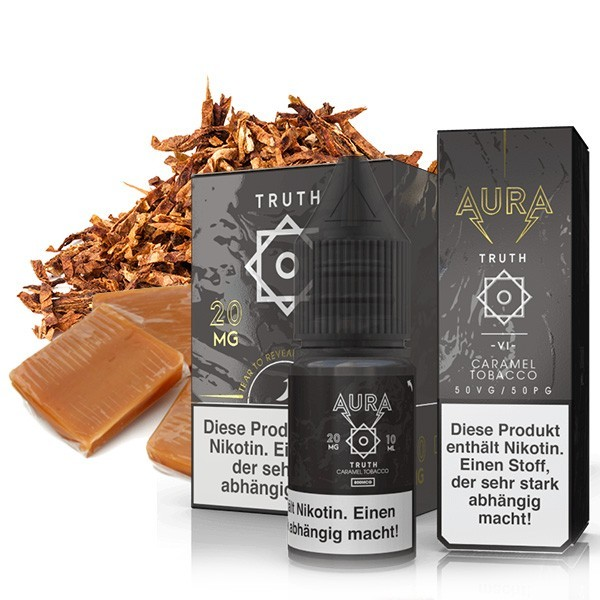 AURA Truth Nikotinsalz Liquid 10 ml
