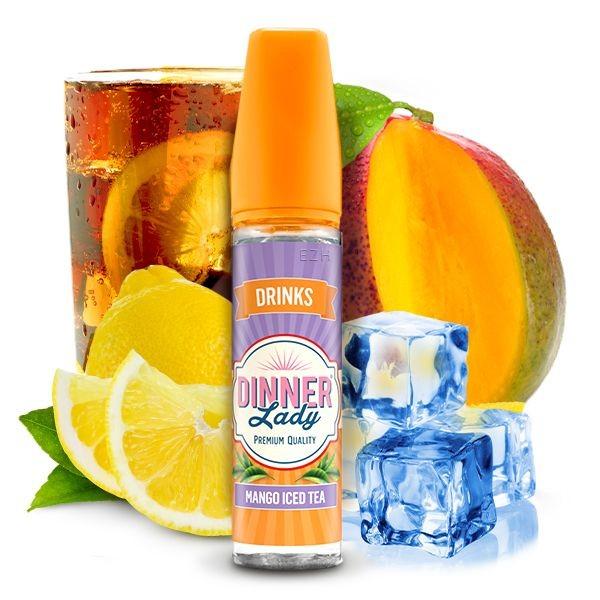 Dinner Lady Drinks - Mango Iced Tea Aroma 20 ml