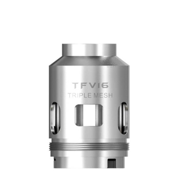 3x SMOK TFV16 Triple Mesh Coil