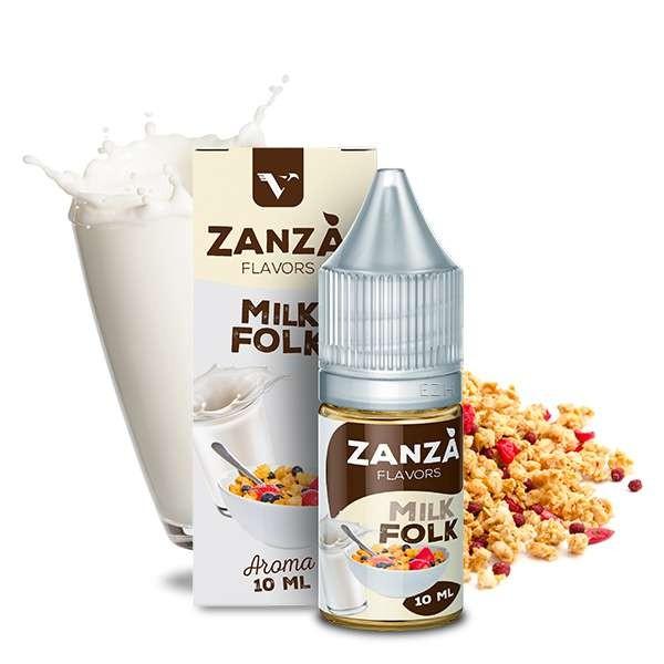 ZANZÁ Aroma - Milk Folk 10ml