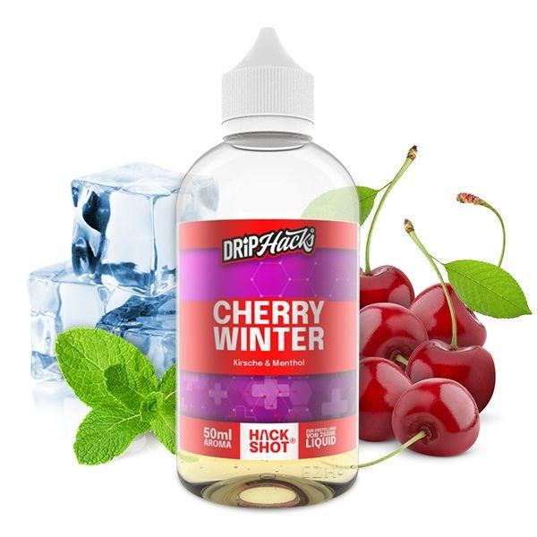 Drip Hacks 50ml Aroma - Cherry Winter - 50ml Aroma