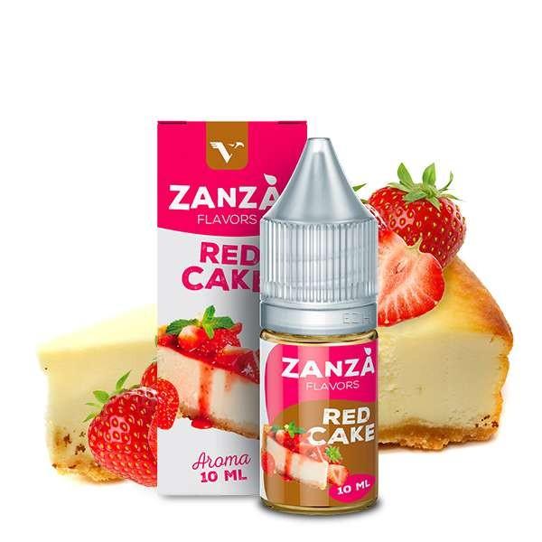 ZANZÁ Aroma - Red Cake 10ml