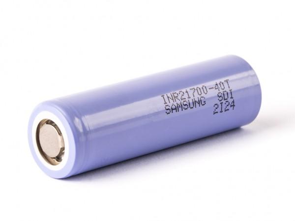 Samsung INR21700-40T 35A 4000 mAh Akku