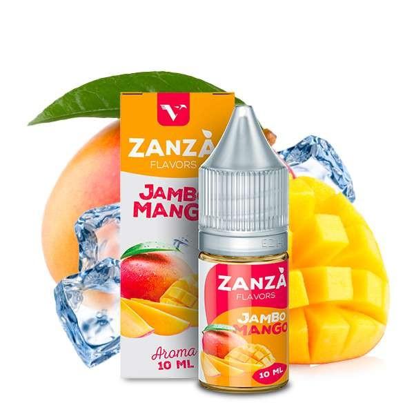 ZANZÁ Aroma - Jambo Mango 10ml