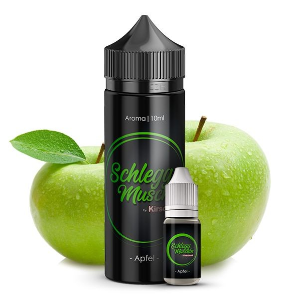 Schlegg Muschln by Kirschlolli Aroma - Apfel 10 ml