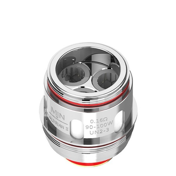 2x Uwell Valyrian 2 UN2-3 Triple Meshed Coil
