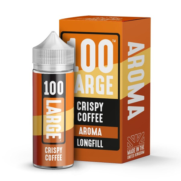 Large 100 - Crispy Coffee Aroma 30ml