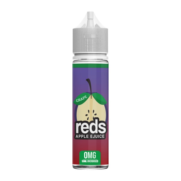 Reds Apple Juice Liquid 50ml/0mg- Grape